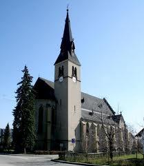 kostel Panny Marie Nanebevzaté v Rapotíně