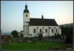 Kostel sv. Vavřince v Sobotíně