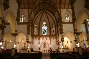 Katedrála Dalllas (1)