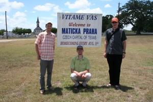 My t-i v texasské Praze